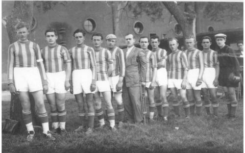 Sükösdi csapat 1950-ben