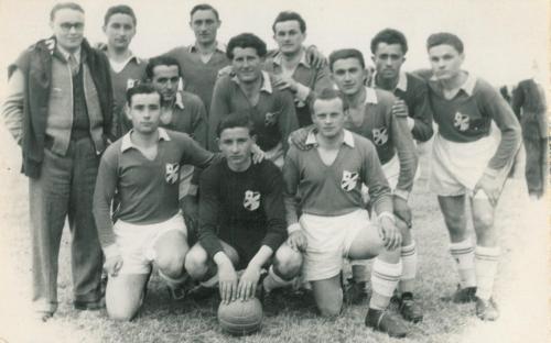 Sükösdi Kinizsi SE 1953-54-ben