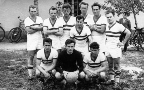 Sükösdi MEDOSZ 1962-63