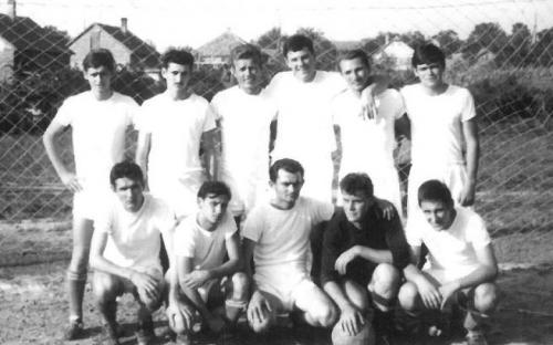 Felnőtt csapat 1967-1970