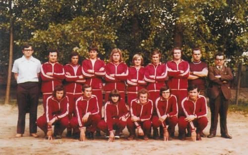 Megyei II. osztály 1973/1974 Bajnokcsapat