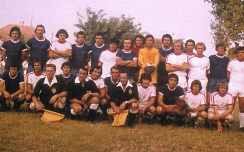 Fenőtt csapat Jugoszláviában (Svetozar Miletics) 1978