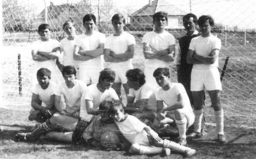Ifjúsági csapat 1967-1970