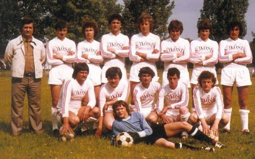 Sükösdi ifjúsági csapat 1976-1977