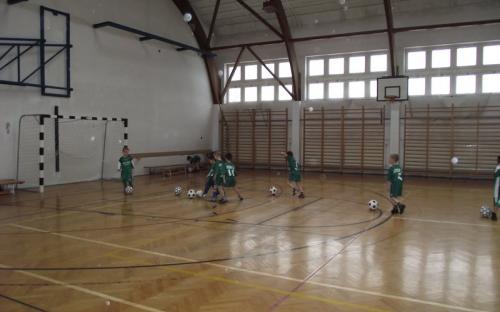 KINDERBALL kupa 2013 Baján