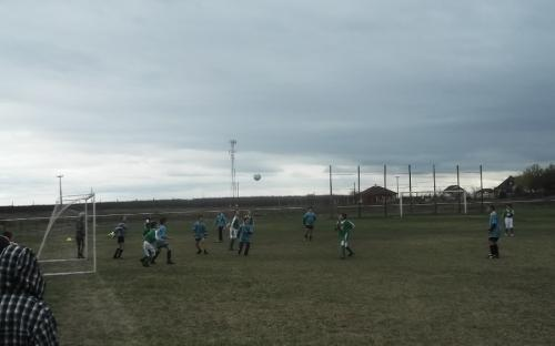 U-11  Bozsik torna Sükösdön 2012. március 30.